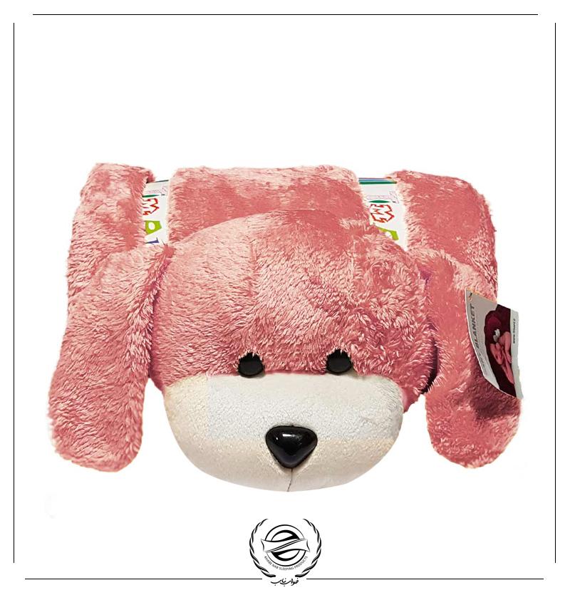 پتو عروسکی مدل سگ