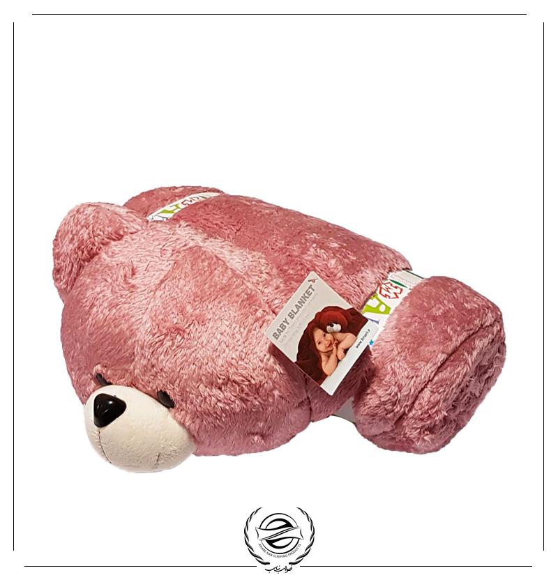 پتو عروسکی مدل خرس