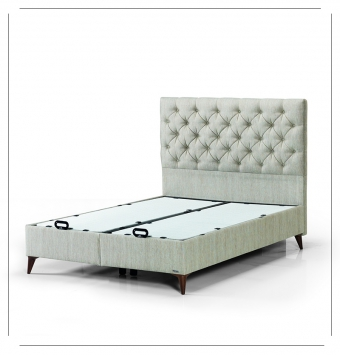 تختخواب باکس مدل Bella