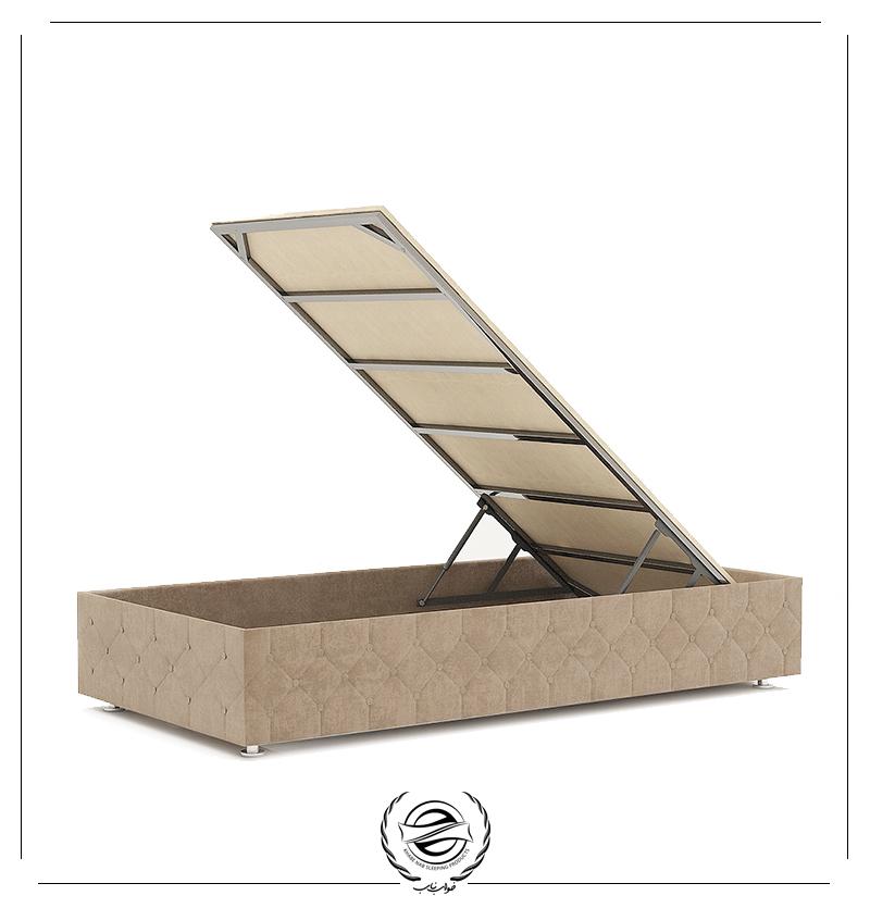 تختخواب باکس مدل Diamond